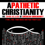 "Flu-Shot Jesus: Candy Christianity's Magical Superpal  (Sample Chapter from ""Apathetic Christianity – The Zombie Religion of American Churchianity"")"