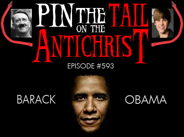 Pin the Tail on the Antichrist: Barack Obama (Episode #593 ... | 600 x 446 jpeg 135kB