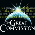 POLL: Does the Great Commission make the world here and now a better place?