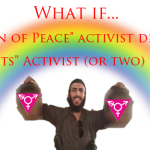 "What if a ""Religion of Peace"" activist decapitated a ""Gay Rights"" activist (or two) in America?"