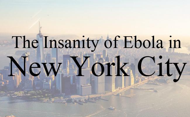 EbolaAndNYC