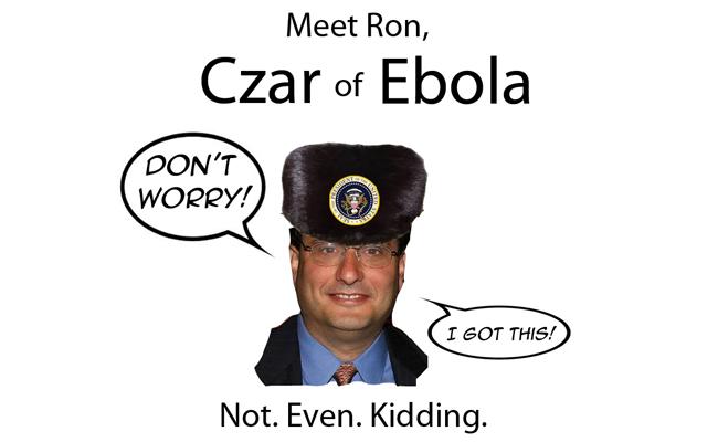 EbolaCzarRon