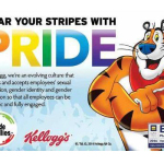 Corporate America to Your Children: Hating God and Embracing Homosexuality is GRRREAT!