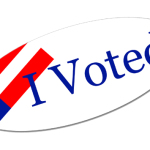 Remember: Jesus doesn't need your vote. He owns it (and you) aready.