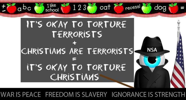 TortureGoodSchool