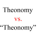 """Theonomy"" is dead! Long live Theonomy!"