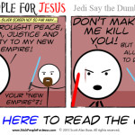 Jedi Say the Dumbest Things