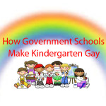"Lesbian Teaches Government School Kindergarteners About ""Being Gay"""