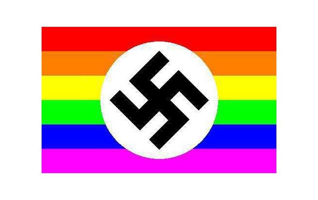 GayNaziFlag