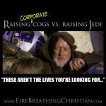 Education Wars: Raising Corporate Cogs vs. Raising Jedi