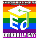 American Public Schools are Officially Gay