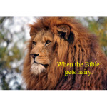 When the Bible gets hairy. (Or: Is it right for men to have long hair?)
