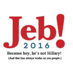 "Jeb! (not Bush) Launches Presidential Campaign with ""Conservative"" Case for the Welfare/Warfare Nanny State"
