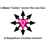 "Is Bruce/""Caitlyn"" Jenner the new face of American Christianity?"
