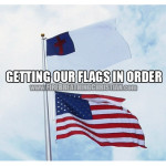 Churches Get Their Flags In Order (Please send this on to your pastors)
