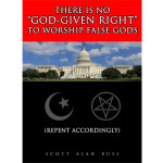 """There is no 'God-given right' to worship false gods"" book released."