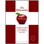 """On Education: Thoughts on Christ as the essential core of children's education"" book released."