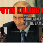 Is Putin killing ISIS and Nicolae Carpathia at the same time?