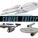 Answering a question about the Enterprise (or Galactica or Millennium Falcon) to come.