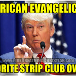 Jerry Falwell Jr. Endorses Biblically Illiterate Strip Club Owner for President