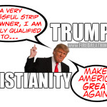 Two Corinthians and Donald Trump walk into a bar…