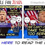 Evangelicals 4 Trump