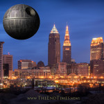 Death Star Over Cleveland Ushers In The End Times.