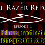 """How Prince practiced what Christians pretend to believe."" – The Hell Razer Report Podcast"