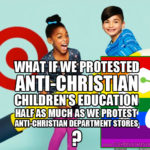 What if a million Target-protesting Christian parents yanked their kids out of public schools?