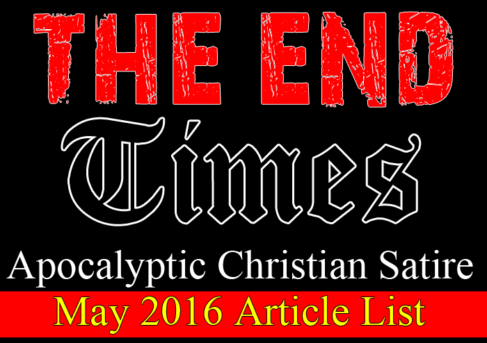 The Emd Times May 2016 Article List