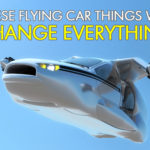 Flying Taxis, Freedom, Prosperity, and Decentralization
