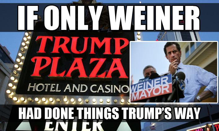 WeinerTrump what clinton, trump, and anthony weiner tell us about america