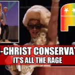 Anti-Christ American Conservatism: It's All The Rage