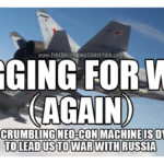 Just a quick reminder: The American State desperately wants war with Russia.