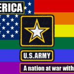"US Military Preps Transgender Army For Prolonged War On God [insert ""U! S! A!"" chant here]"