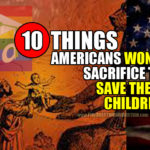 10 Things Americans Won't Sacrifice To Save Their Children From Public Schools