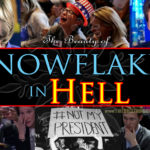 The Beauty Of Snowflakes In Hell