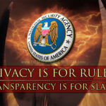 So now we're supposed to be upset about the CIA's privacy being violated? Seriously?