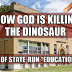 The Dying Dinosaur Of Centralized Education