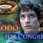 Looking For Frodo (To Run For Congress)