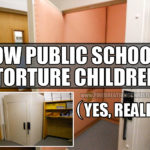 How Public Schools Routinely Abuse Children By Putting Them In Tiny Padded Cells