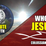Who is Jesus? (1 Minute of Truth VIDEO)