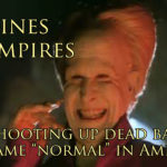 """Vaccines & Vampires: How shooting up dead baby bits became """"normal"""" in America."""