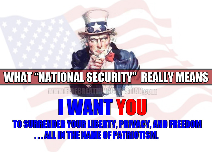 """What """"National Security"""" Really Means"""