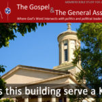 A Blowtorch In The Darkness: Bible Study And Discipleship In The State Capitol