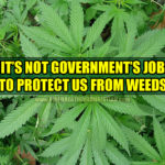It's Not Government's Job To Protect Us From Weeds
