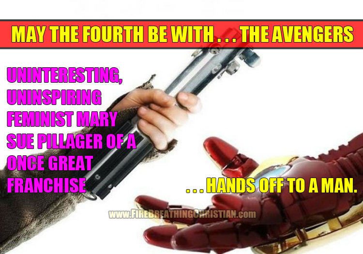 """Avengers Celebrate May 4th By Destroying """"Franchise Fatigue"""" Excuse For Star Wars Implosion"""