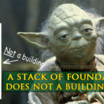 A Stack Of Foundations Does Not A Building Make