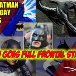 Batman Goes Full Frontal Stupidity
