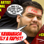 "DC Comics Artist Uses National Comic Book Day To Proclaim Brett Kavanaugh A ""Likely Rapist"""